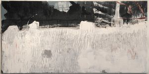 Field_24x48_acrylic_ink_and_paper_on_canvas
