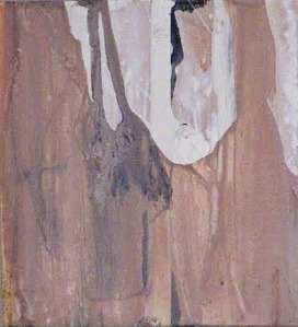 "Wood Study 5, Mixed Media, 4"" x4"" 2012"