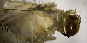 Vent 36x72in 2013 Acrylic